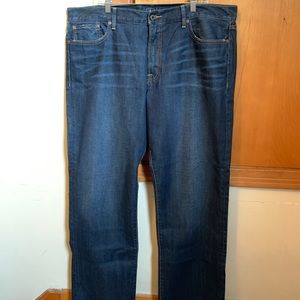 Lucky Brand Vintage Straight Jeans 40x32